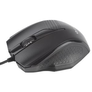 MU150 Мышь_25 Intro black USB (40/720)