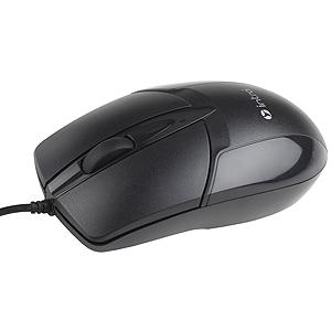 MU103 Мышь_25 Intro black USB (20/40/1440)