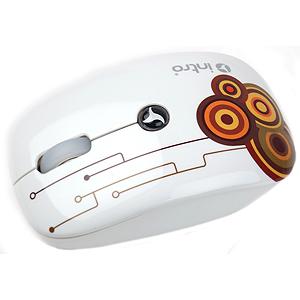 MW205 Мышь Intro Wireless White (20/40/320)