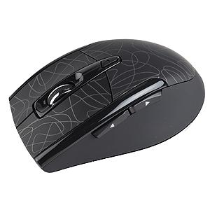MW206 Мышь_25 Intro Wireless Black-2C (10/40/160)