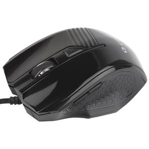 MU195 Мышь_25 Intro black USB (40/720)